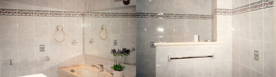 Quality Wall And Floor Tiling Authentic Bathroom Renovators